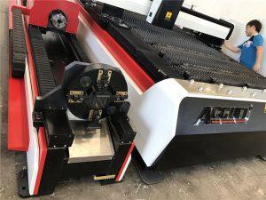 karbono altzairua cnc zuntz laser ebaketa makina ebaketa azkarra abiadura aurrezteko energia