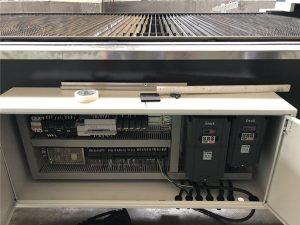cnc metal ebaketa laserrako makina / zuntz optikoko laser ebakitzailea