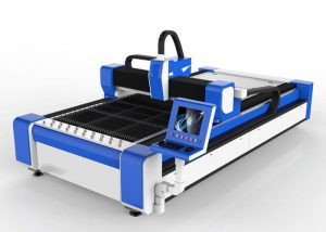 500w zuntz laser ebaketa makina altzairu herdoilgaitza / ms abiadura handiko 100m / min