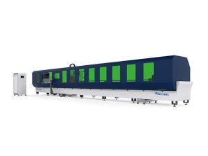 metalezko potentzia handiko laser ebaketa makina, zuntz laser ekipoa 0,003mm zehaztasuna