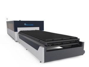 plaka / hodi metalezko zuntzezko laser ebaketa makina 1000 watt usa lasermech ebaketa burua