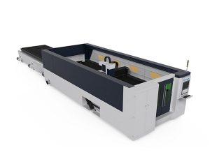 izena tag laser plaka ebaketa makina 3mm aluminiozko laser ebaketa makina