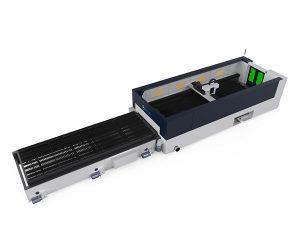 doitasun handiko metalezko zuntz laser ebaketa makina 500w raycools ebaketa burua
