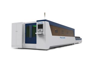 zuntzezko laser ebaketa 500-6000W azelerazio handiko 2,5g arte