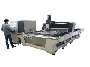 osoa itxita cnc zuntz laser ebaketa makina 1000w 1080nm laser
