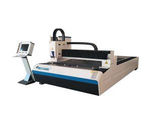 industriako 1500w metalezko zuntz laser ebaketa makina laser habe tamaina trinkoa