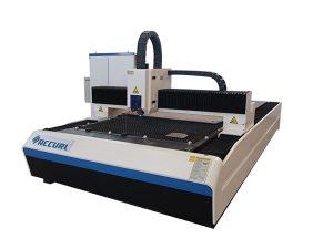 2000w zuntzezko laser ebaketa makina altzairuzko plaka / burdina xaflean erabiltzen da