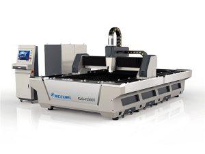 metalezko xaflak tratatzeko laser bidezko ebaketa automatikoko makina