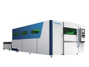 publizitate metalezko zuntz laser ebaketa makina tamaina txikiko 1070nm uhin luzera