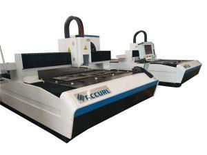 metalezko / aleazio altzairua / kobrea egiteko zuntzezko laser bidezko laser ebaketa makina