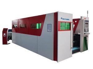 1000w metalezko hodi zuntz laser ebaketa makina