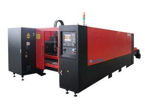 1000w laser laser ebaketa makina zarata baxua zehaztasun handiko karbono altzairua ebakitzeko