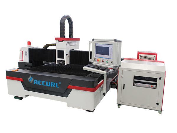 1500w zuntzezko laser ebaketa makina aluminiozko aleaziorako