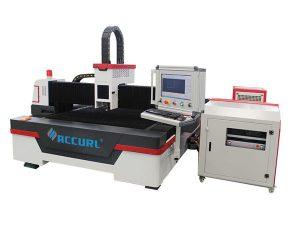 2000w / 3000w zuntzezko laser metaliko ebaketa makina ac380v 50hz cypcut kontrol sistema