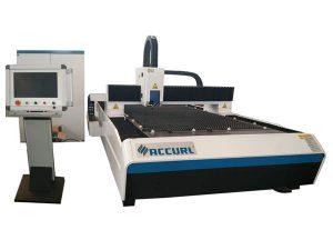 2000w / 3000w metalezko zuntzezko laser ebaketa makina ac380v cypcut kontrol sistema