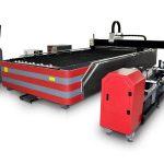mota itxian cnc zuntz laser ebaketa makina 500w / 1000w indar handiko