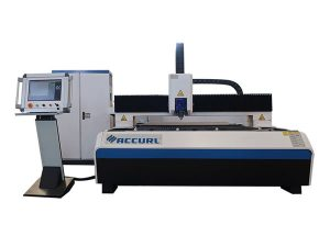 500w doitasun zuntz laser ebaketa makina ebaki gainazala garbitzeko ura hozteko sistemarekin