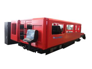 guztiz itxita laser hodi mozteko ekipoak, cnc laser laser hodi ebakitzailea 380v