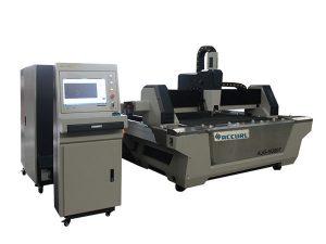 cnc zuntz laser bidezko ebaketa makina altzairu herdoilgaitzezko xafla ebakitzailea trukatzeko mahaiarekin