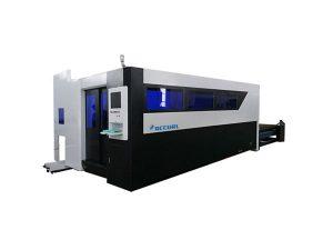 Karbonozko altzairurako 500 zuntz laser ebakitzeko makina