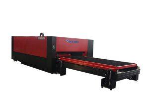 laser bidezko ebaketa bidezko makina integrala zulatuko kontrol sistemarekin