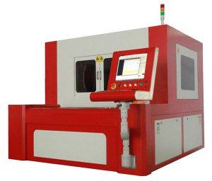zuntzezko doitasun handiko laser ebaketa makina karbonozko altzairurako